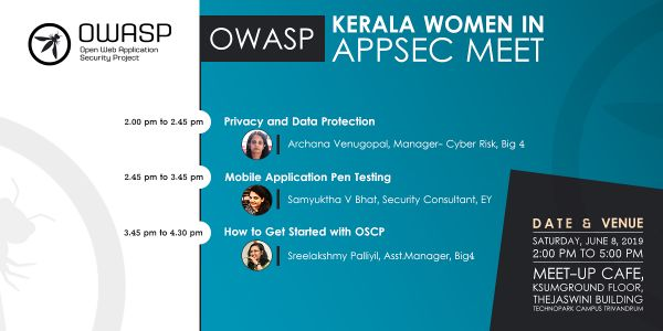 OWASP Kerala Women in AppSec