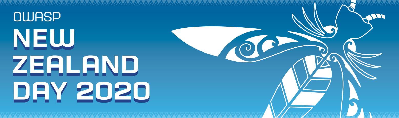 OWASP NZ Day - Web Banner