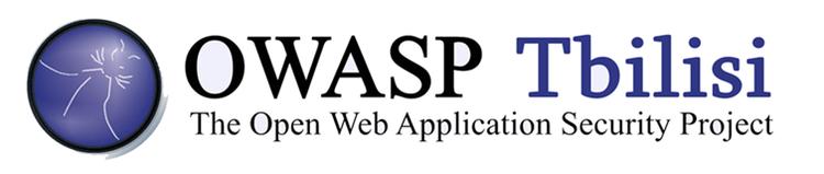 OWASP Tbilisi Logo